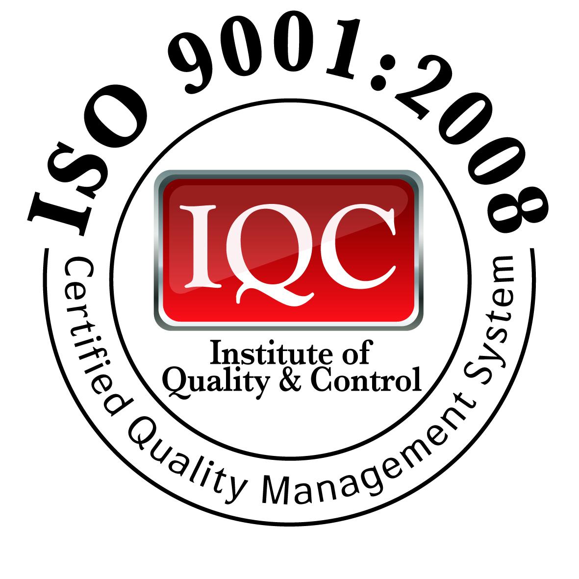 ISO Logo Eng